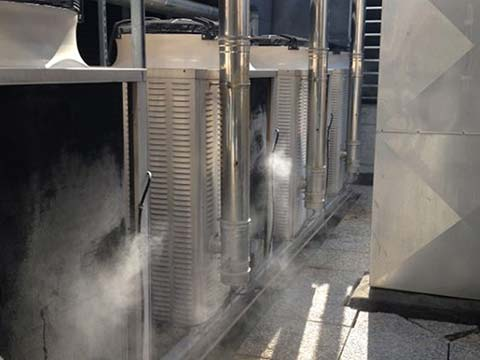 Misting, Cooling, Fogging, Humidification Systems | TECNOCOOLING